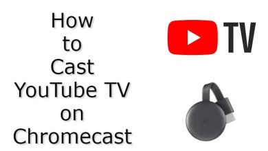 YouTube TV on Chromecast
