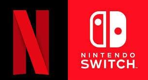 Netflix on Nintendo Switch