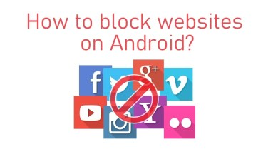 Block Websites on Android