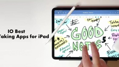 Best Note-Taking Apps for iPad