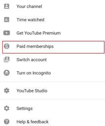 Get YouTube Premium