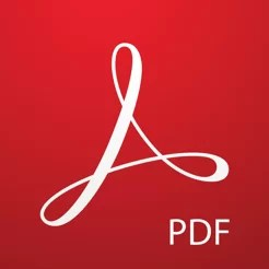 Adobe Acrobat Reader: PDF Editors for iPad