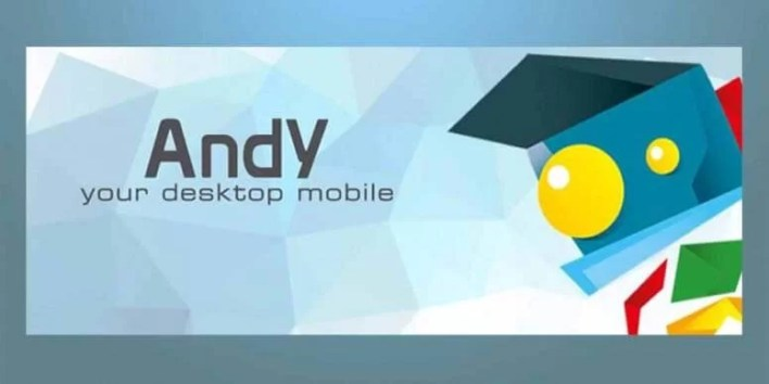 Andy - Best Android Emulator for Mac