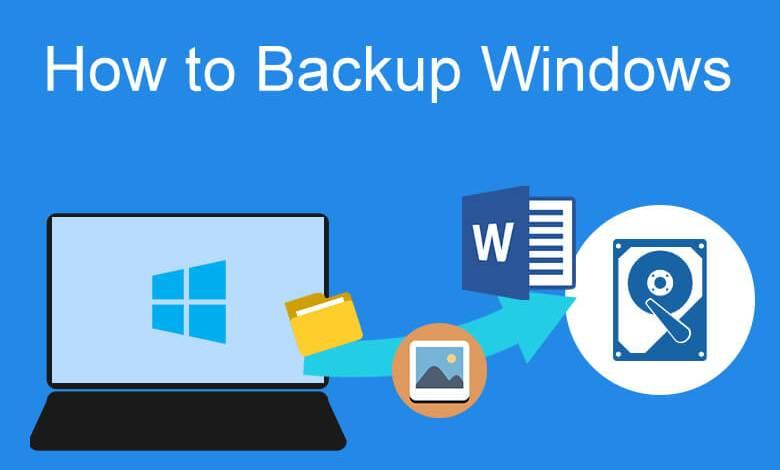 Backup Windows