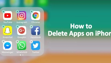 Photo of How to Delete Apps on iPhone in iOS 13