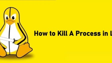 Photo of How to Kill A Process in Linux using Command Lines