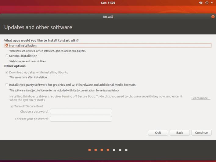 Install Ubuntu Alongside Windows 10