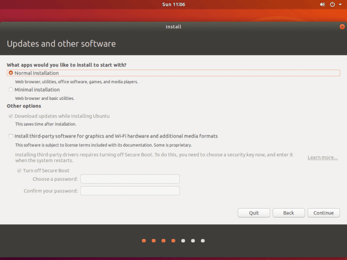 Install Ubuntu Alongside Windows 10