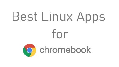 Linux apps on Chromebook
