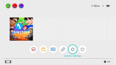 Update Nintendo Switch