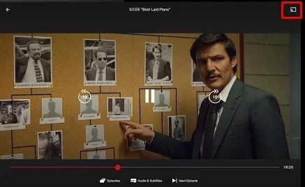 How to Chromecast Netflix on TV