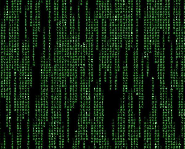 Another Matrix Screensaver