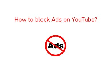 Block ads on Youtube