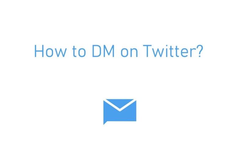 Dm on Twitter