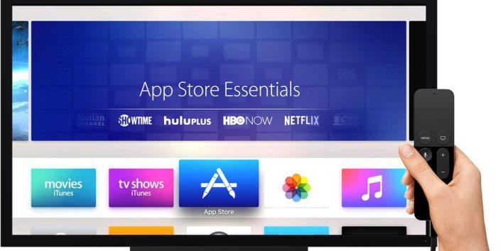 Install Apps on Apple TV