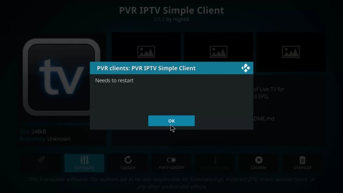 Watch IPTV on Xbox One