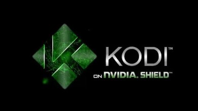 Kodi on Nvidia Shield