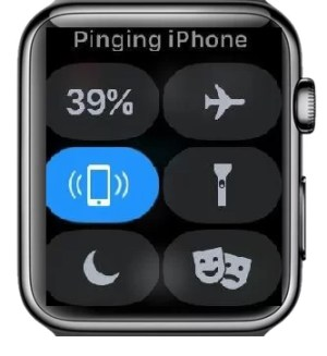 Ping iPhone - How to Find iPhone using Apple Watch?