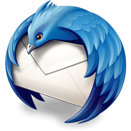 Thunderbird eMail client app for Windows 10