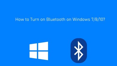 Photo of How to Turn on Bluetooth on Windows 7/8/10