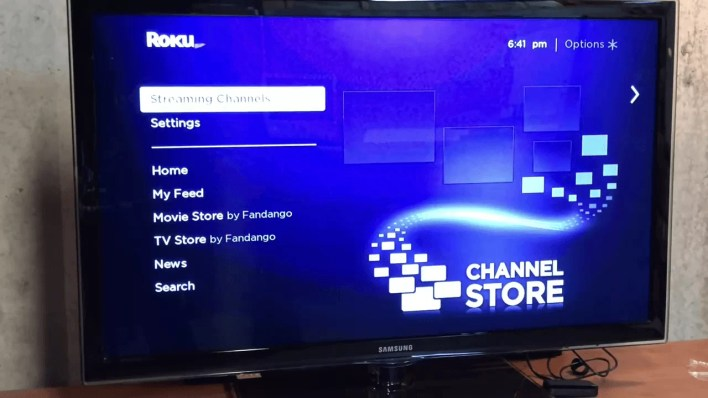 Install Xfinity Stream on Roku
