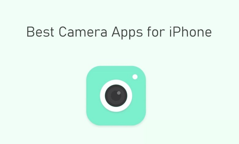 Best Camera apps on iPhone
