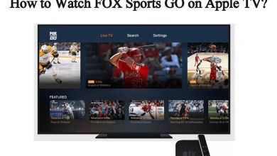 FOX Sports GO on Apple TV