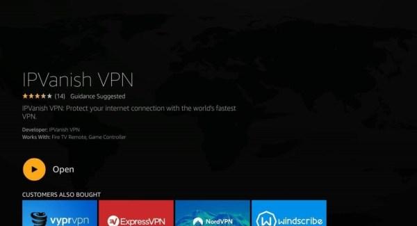 Launch IPVanish