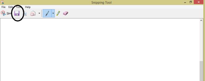Take Screenshot on HP