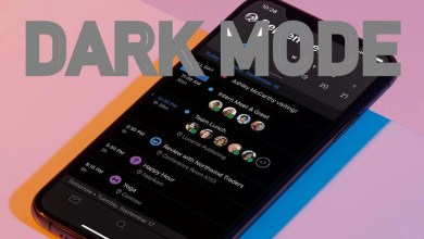 What is dark mode