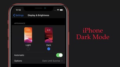Photo of iPhone Dark Mode: How to Enable and Use it
