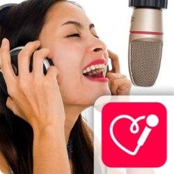 Red Karaoke Sing & Record