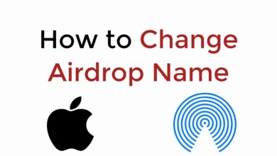 Photo of How to Change AirDrop Name on iPhone, iPad, iPod & Mac