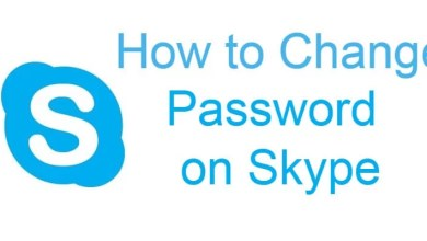 Photo of How to Change Skype Password using Web and App