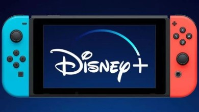 Disney Plus on Nintendo Switch