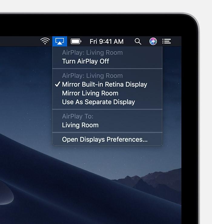 Facetime on Apple TV