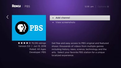 Photo of How to Watch PBS on Roku with/without PBS Passport
