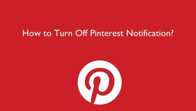 Turn Off Pinterest Notifications