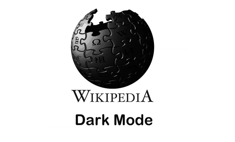 Wikipedia dark Mode