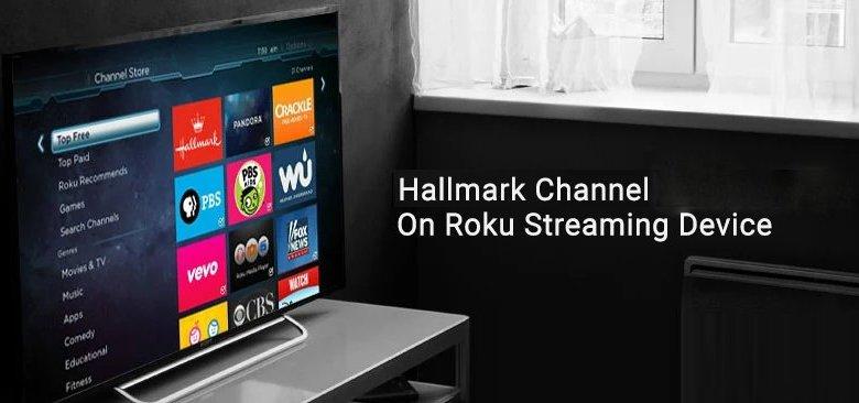 hallmark channel on roku