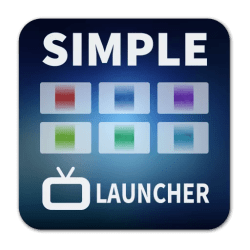 Simple TV launcher - Best Launcher for Android TV