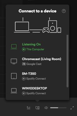 Click Chromecast TV