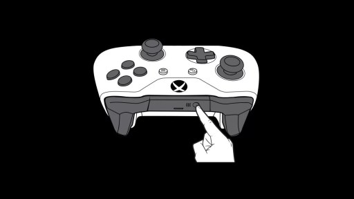 Sync Button on Xbox One Controller