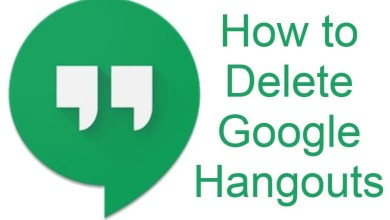 Photo of How to Delete your Google Hangouts Account
