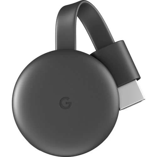 Google Chromecast 3rd Generation device