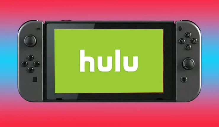 Hulu on Switch