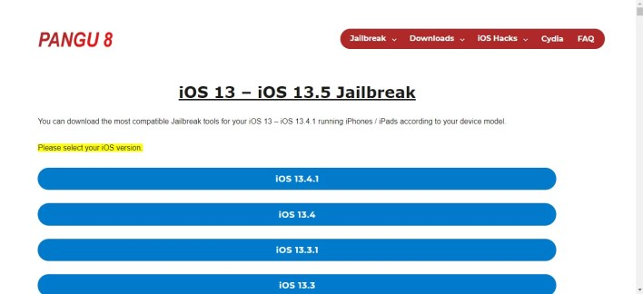 Jailbreak iPad