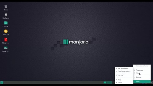 Manjaro-Best Linux Distro for Developers and Programmers