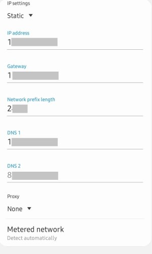 Router IP Address-How to Find IP Address on Android