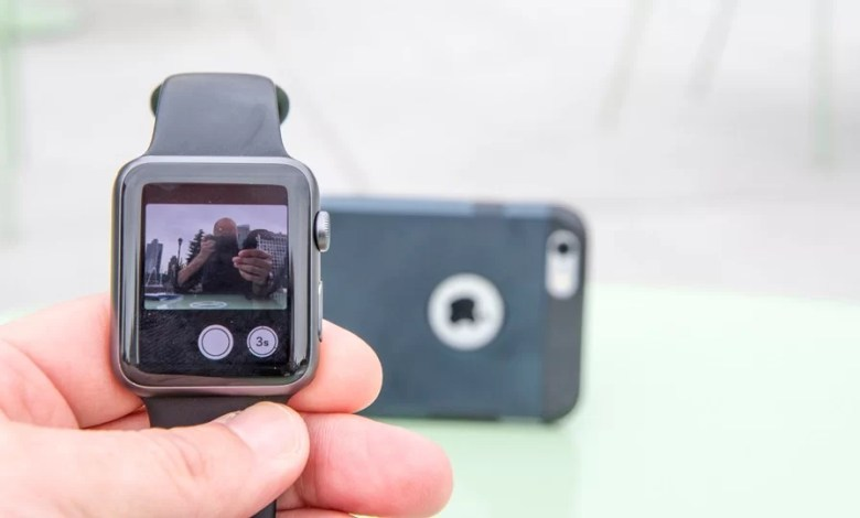 Viewfinder on Apple Watch